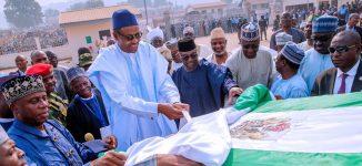 Buhari: I missed presidential debate because of hectic schedule