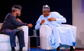 Buhari may be poorer now than in 2015, says Osinbajo