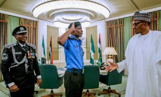 Buhari to police: Stop harassing young people for carrying laptops