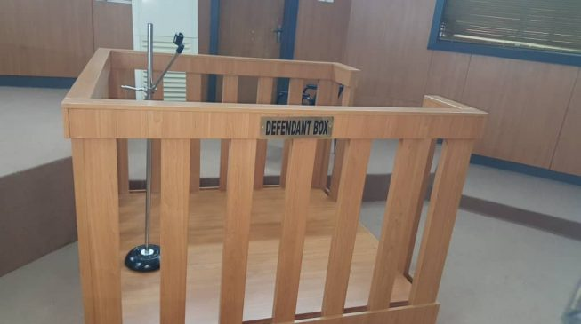 Onnoghen absent at CCT, trial adjourned till Jan 22