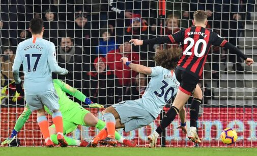 Chelsea trounced by Bournemouth as Liverpool extend EPL lead with draw
