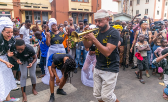Dancers, artists, creatives to light up Lagos for DanceGathering 2019