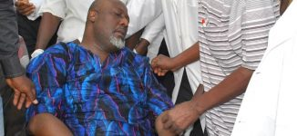 Melaye granted bail after 14 days in detention