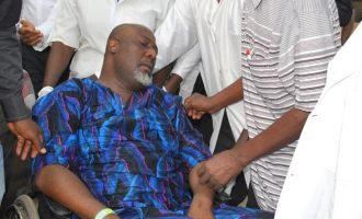 Melaye moved from DSS facility to SARS office