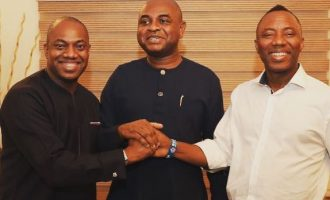I'm open to coalition, says Durotoye after Oby exits presidential race