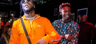 VIDEO: Mr Eazi joins forces with Burna Boy for 'Miss You Bad'