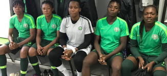 China thrash Super Falcons in opener of four-nation tourney