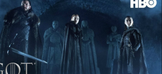 TRAILER: HBO releases spooky teaser for Game of Thrones final season