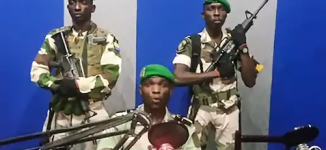 Gabon rebel leader arrested, two soldiers killed after failed coup attempt