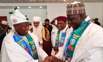 Tongues wagging as Niger Republic governors 'warm up' for Buhari's Kano visit