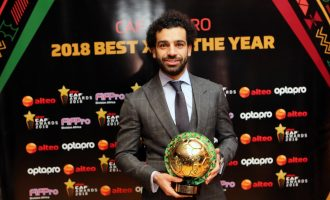 CAF Awards: Again, Salah is crowned king of Africa