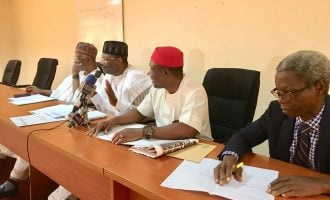 INEC releases list of candidates for general election