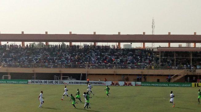 NPFL wrap-up: Kwara United edge Enyimba as Heartland shock Nasarawa