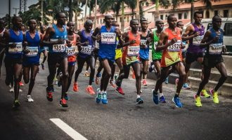 Lagos City Marathon: 35 Gold label, 13 Silver label runners enter for race
