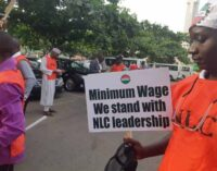 Pay new minimum wage or get impeached, NLC tells governors