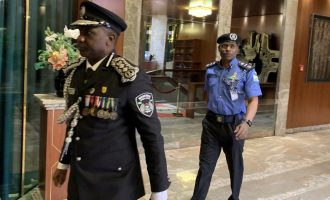 Now that IGP Idris is out… will order return?