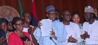 Buhari's cabinet and youth inclusion