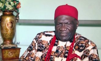 The future of Nigeria is bleak, says Ohanaeze
