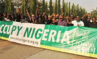 'Occupy Nigeria' asks Buhari to reverse Onnoghen's suspension