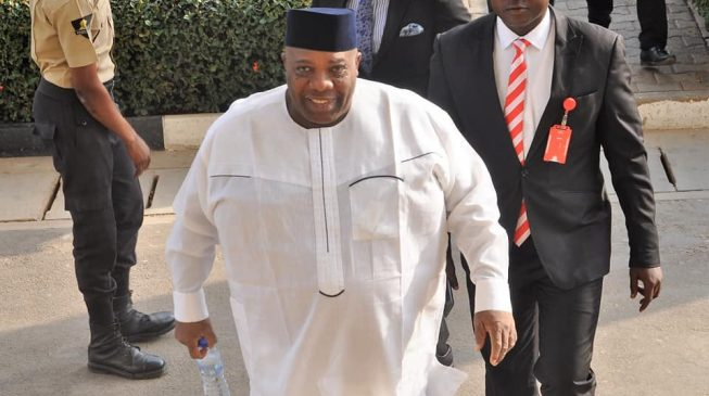 Image result for EFCC arraigns Okupe for 'N702m fraud'