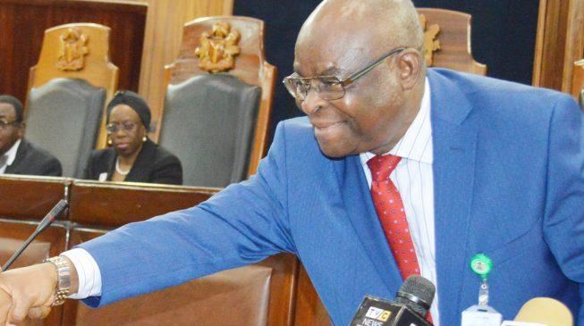 EXCLUSIVE: AGF sends criminal allegations against Onnoghen to NJC
