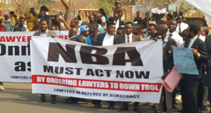 NBA directs members to boycott courts nationwide over Onnoghen