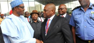 Charged to court by EFCC, Orji Kalu appointed into Buhari's re-election team (full list)
