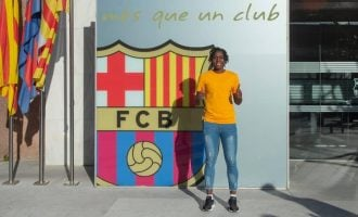 Asisat Oshoala joins Barcelona on loan