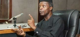 Osinbajo: It's impossible to satisfy Nigeria's power demands from national grid alone