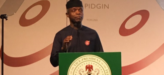 Osinbajo: How fake news about strippers almost put me in trouble with my wife