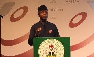Osinbajo: How 50 UK police officers assisted ACN to recover 4 states from PDP in 2007