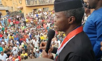 Osinbajo: Why Nigeria has a poverty problem