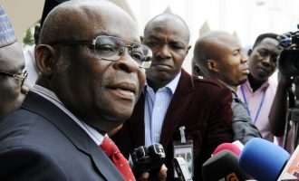 Onnoghen appears at CCT as trial continues