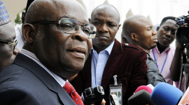 A'court strikes out four appeals of Onnoghen but faults his suspension (updated)