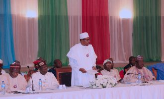 I'm confident of winning the election, says Buhari