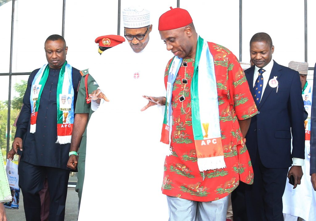 Image result for PDP is broke and hungry, says Amaechi