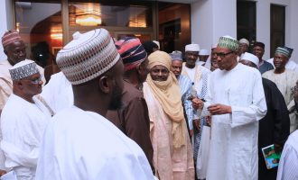 Buhari: My Christian brothers stood by me when fellow Muslims worked against me