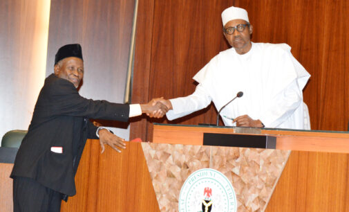 Buhari extends appointment of acting CJN by three months