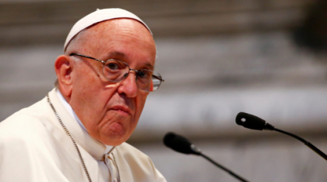 Pope Francis dismisses proposal to ordain married men in Amazon