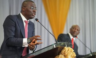 Lagosians will decide if I merit a second term, says Sanwo-Olu