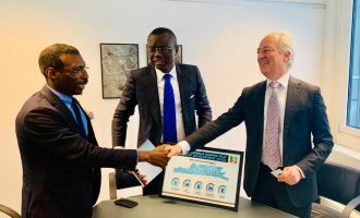 Sanwo-Olu meets investors in Switzerland, speaks on business opportunities in Lagos