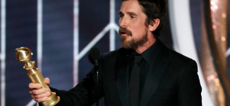 VIDEO: The moment Christian Bale thanked Satan at 2019 Golden Globes