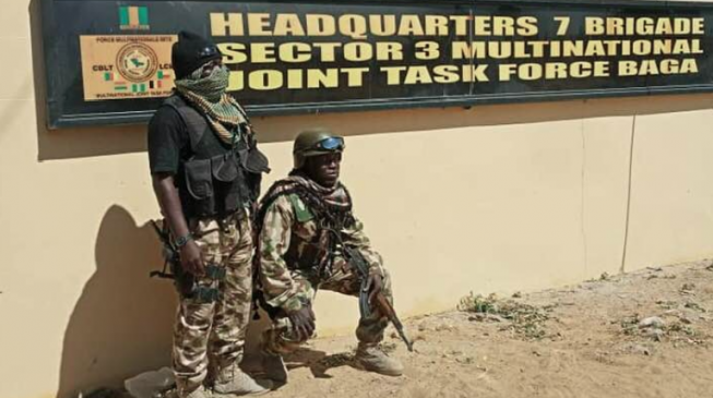 We've chased Boko Haram out of Baga, says army