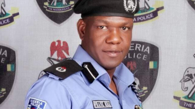 IT'S OFFICIAL: Frank Mba returns as police spokesman