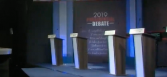 LIVE: Nigeria's presidential candidates face off in debate