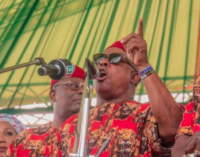 NDF asks security agencies to question Secondus