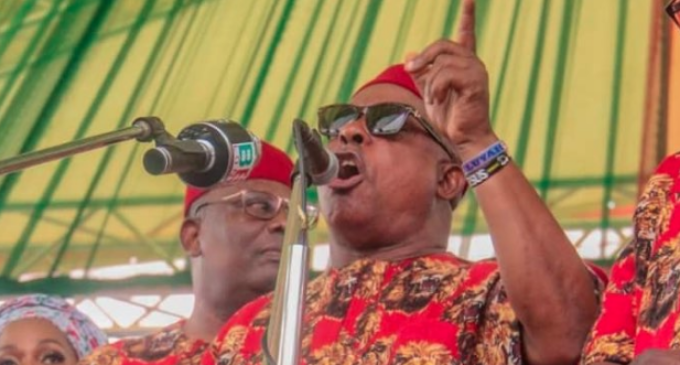 Secondus: Buhari desperate to cling on to power but he is not God