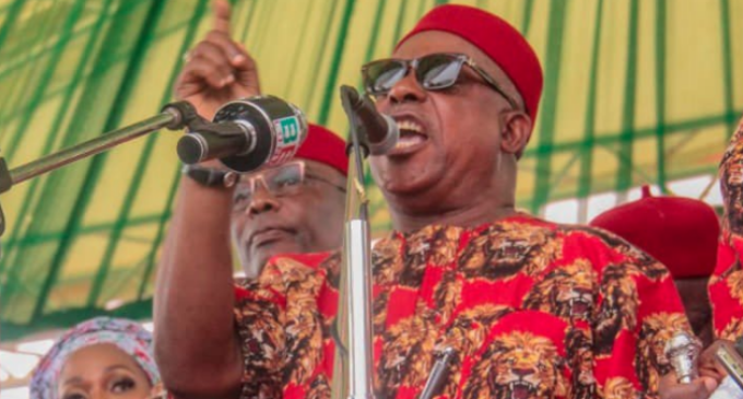 Group accuses Secondus of lying against army over PDP loss