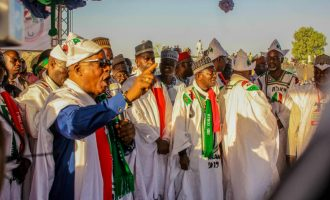 Secondus: Buhari wants to be head of the three arms of government