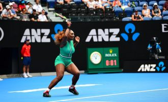 Federer, Djokovic, Nadal, Serena march into Australian Open second round